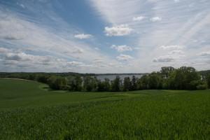 View over Tystrup-Bavlelse Søer. Photo: Michael Hammel