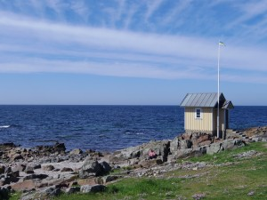 A house in Torekov. Photo: Jesper Pørksen