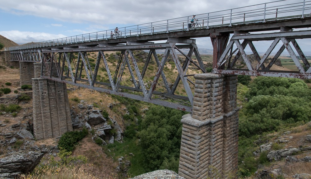 Poolburn Viaduct. Photo: Michael Hammel